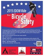 The Episcopal Diocese of Washington is pleased to have the EDOW Ride for Bicycle Safety in conjunction with the Indian Head 100                   Click for more more information
